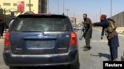 طالبان در شهر کابل