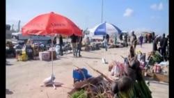 شاريا: دكاكين أرضية
