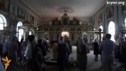Парафіяни української церкви сподіваються на краще