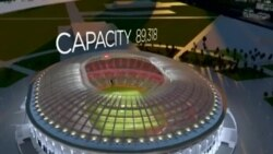 Russia's Presentation For FIFA World Cup