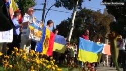 Світ у відео: У Кишиневі пройшов марш солідарності з Україною