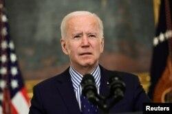 Presidenti amerikan, Joe Biden.