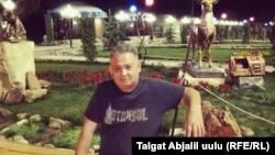 Бакыт Молдожанов