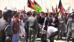 معترضان: کار ولسی جرگه غیر قانونی و نقض آشکار قانون است