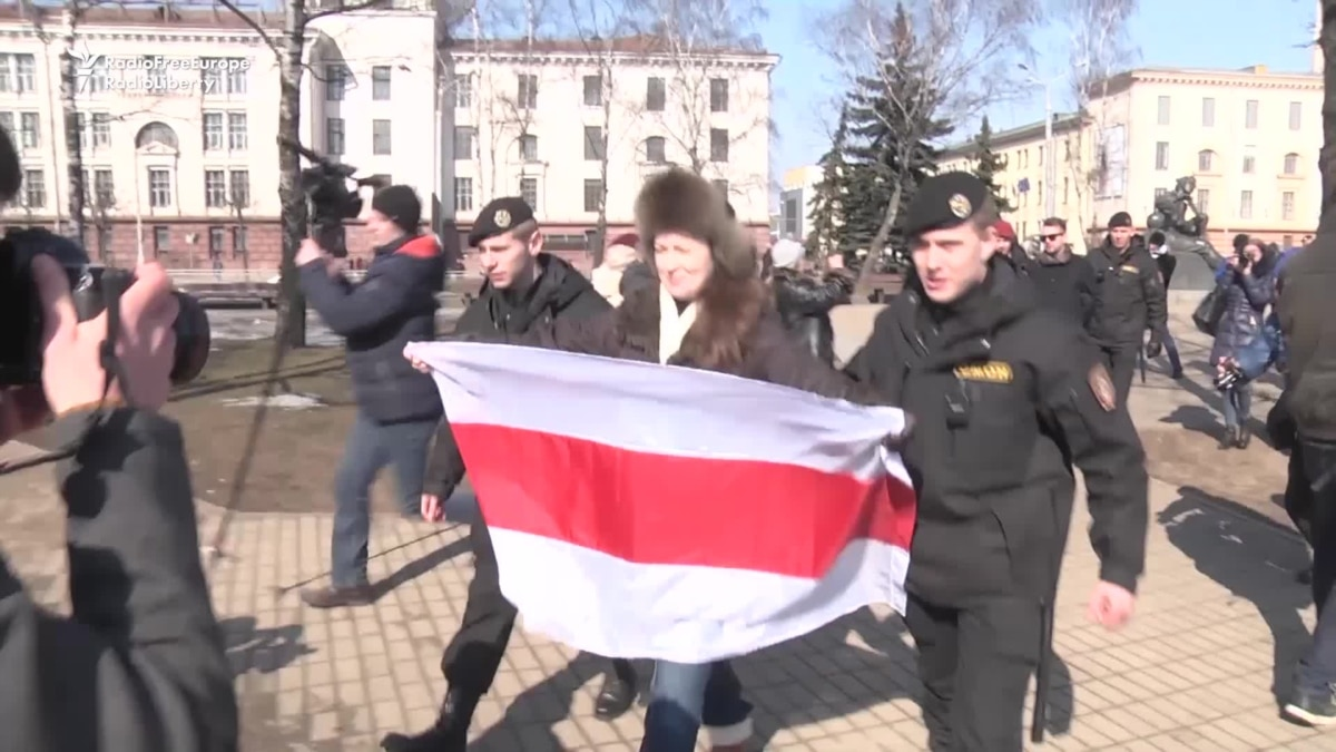 Statkevich urged not to pay a march of quayans
