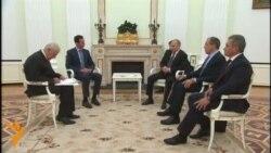 Зошто Асад и Путин се сретнаа во Москва?