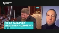 Шведов: Кадыровна луур дац шегара хьал довзийта