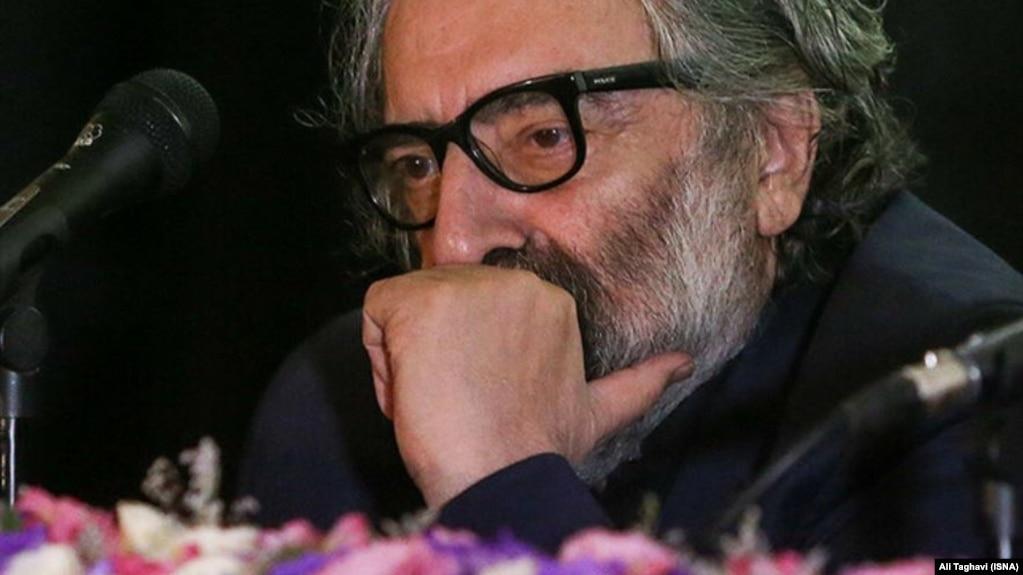 مسعود کیمیایی در جشن تولدش در موزه سینما، ۹ مرداد ۱۳۹۸