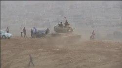 Okupljanje snaga Turske dok bitka bjesni u Kobaniju
