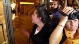 Tree Protesters Storm Yerevan City Hall