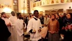 Казан католиклары Раштуа бәйрәмен котлады