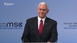 Mike Pence: Statele Unite consideră Rusia responsabilă pentru amestecul în Ucraina