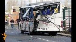 Франция ғарбида автобус ҳалокатга учради