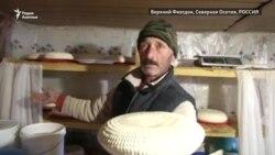 Осетинский фермер-сыродел выживает почти без денег и рассчитывает только на себя