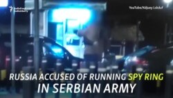 Russia Accused Of Running Spy Ring In Serbian Army