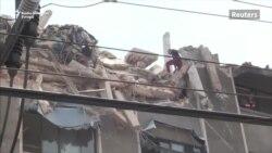 Razorni potres u Meksiku
