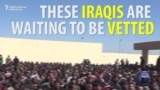 Hunting For Militants, Iraqis Vet People Fleeing Mosul