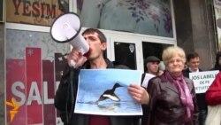 30.09.2015 Протести во Молдавија, судири во Украина