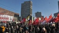 Opozita ruse mban protestë në Moskë