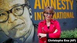 اگنس کالامارد٬ رئیس عفو بینالملل