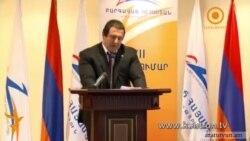 ՀՀԿ-ն հեգնում է` Ծառուկյանի ելույթից մի փոքր վախեցել են, բայց մտահոգված չեն