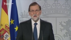 Spanish Prime Minister Firm Against Catalan Referendum
