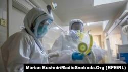 Загальна кількість зафіксованих випадків коронавірусної хвороби сягнула 44998