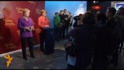 Музей Мадам Тюссо представив нову воскову фігуру Меркель