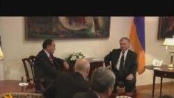 ԵԱՀԿ նախագահը այցելել է Երեւան