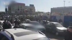 İranda etirazlar nisbətən səngisə də gərginlik qalmaqdadır