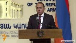 Հայաստանի վարչապետն ու Իրանի փոխնախագահը բանակցել են երկաթգծի շուրջ