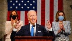 «Ամբողջությամբ պատվաստվիր և դիմակ չես կրի», - խոստանում է ԱՄՆ նախագահը