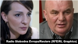 Marinika Tepić i Dragan Marković Palma