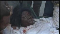 Haitidə baş verən zəlzələdən görüntülər