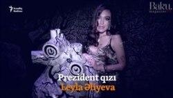 Prezidentin qızı və Bakıdakı şir