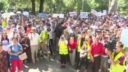 Митингни ëритаëтган журналистлар учун янги қоидалар қабул қилинди