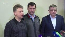 """В Подмосковье разбился самолет """"Саратовских авиалиний"""""""