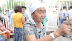 Акция жителей Байконура