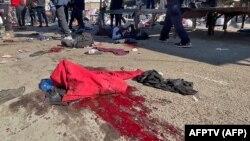حمله انتحاریشب گذشتهدربغداد حداقل ۳۰ کشته و ۵۰زخمی بجا گذاشت.