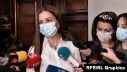 Депутат НС Анна Григорян