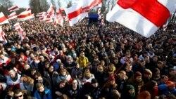 Belaruslar Lukaşenka garşy protestleriň täze tolkunlaryna başlamaga çagyrylýar