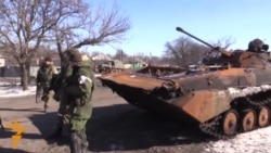 Behind Rebel Lines In Debaltseve, Ukraine