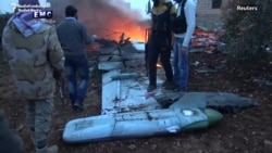 Syrian Rebels Reportedly Down Russian Jet, Kill Pilot