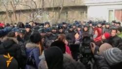 Саркӯби ошӯб дар маҳбаси Қирғизистон