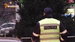 Alo! Poliţist agresat! Sunaţi poliţia!