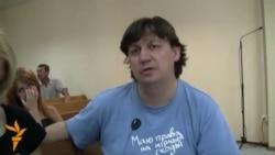 Алесь Макаеў асуджаны на 15 сутак