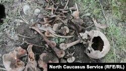 Останки солдат Вермахта нашли в Северной Осетии
