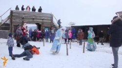 Зөя утравы Яңа ел бәйрәмнәренә әзерләнә, татарча экскурсияләргә ихтыяҗ юк