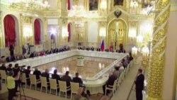 Путин на заседании Совета по развитию гражданского общества и правам человека