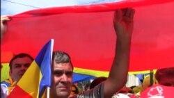 Unirea cu România, cerută la Chişinău